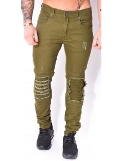 Pantalon John H déchiré