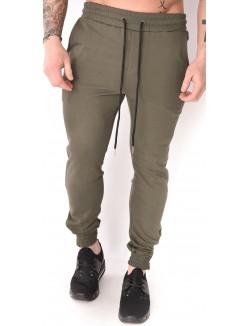 Pantalon de jogging homme zippé