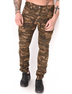 Jeans Sixth-June Camo