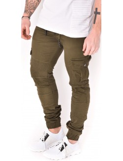 Pantalon cargo Gov Denim