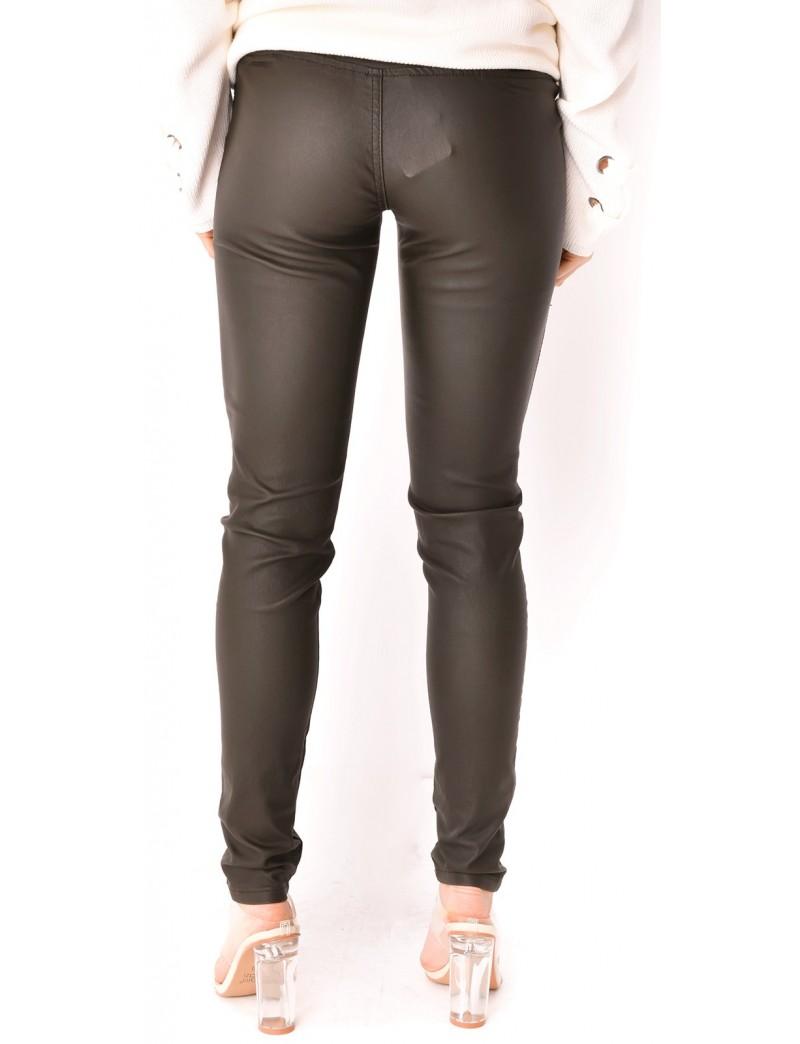 legging taille haute huil jeans industry. Black Bedroom Furniture Sets. Home Design Ideas