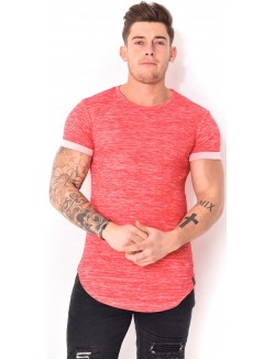 T-shirt homme chiné