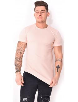 T-shirt homme asymétrique