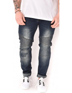 Jeans homme John H motard