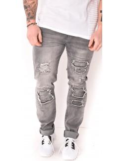 Jeans homme John H destroy