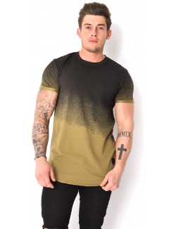 T-shirt overzise tye and dye