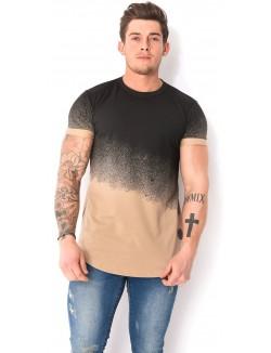 T-shirt overzise tye and dye