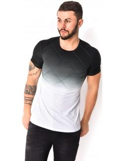 T-shirt John H dégradé
