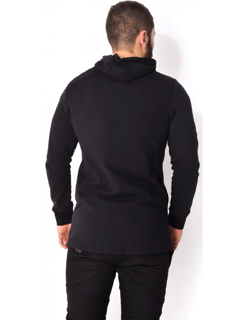 sweat oversize capuche jeans industry