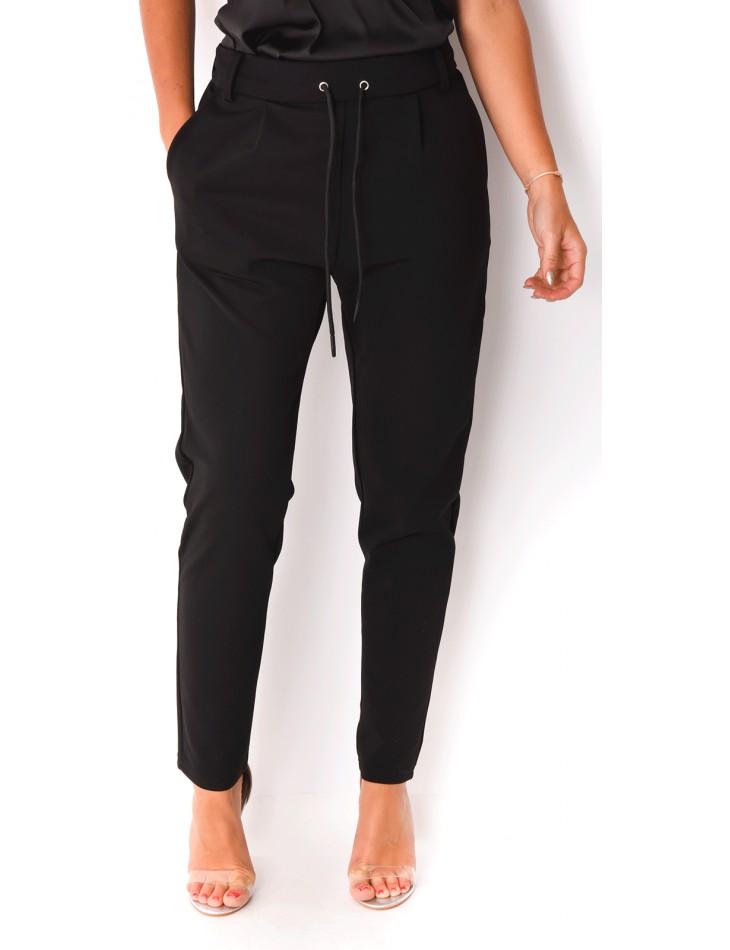Pantalon fluide à poches