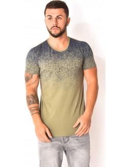 T-shirt dégradé