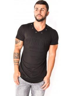 T-shirt à clous