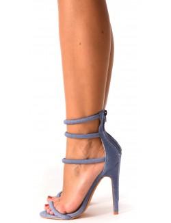 Sandales minimalistes multibrides