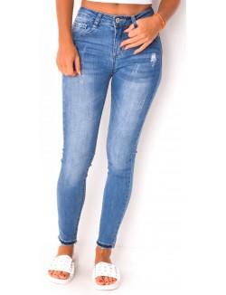 Jeans skinny push-up