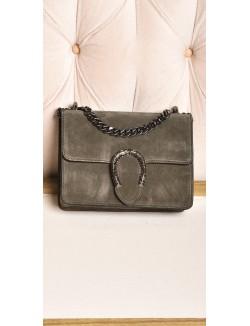 Petit sac bandoulière en cuir