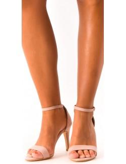 Sandales à talons à brides