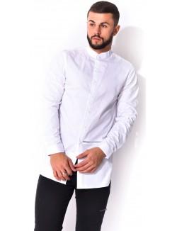 Chemise à zip