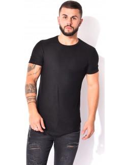 T-shirt manches courtes chiné
