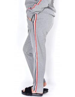 Pantalon de jogging à bandes