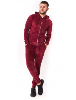 Ensemble de jogging en velours