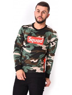 "Sweat camouflage ""squad"""