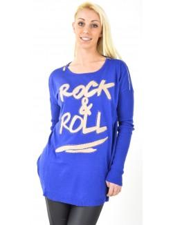 Pull oversize Rock'n Roll