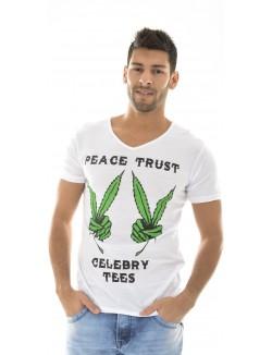 T-shirt homme Peace
