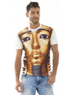 T-shirt Hudson Outerwear Pharaon White