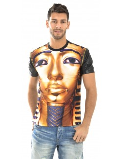 T-shirt Hudson Outerwear Pharaon Black
