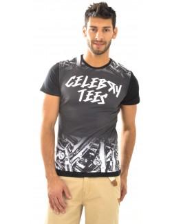 T-shirt homme Celebry tees Vamp