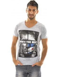 T-shirt homme Messi Argentine