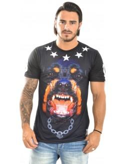 T-shirt homme Divine Trash Rocky 2