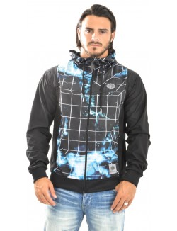 Veste homme coupe vent Space Odyssey