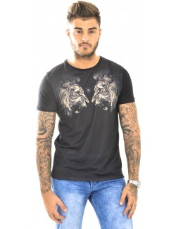 T-shirt homme Mind Blow Face to Face
