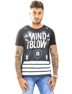 T-shirt homme Mind Blow Skin