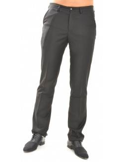Pantalon de costume Ross Carra à liseré latérale