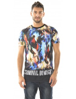 T-shirt Criminal Damage Abstar Tee