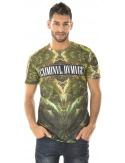 T-shirt Criminal Damage Jungle 9