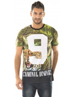 T-shirt Criminal Damage Wildcats tee