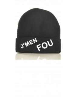 Bonnet J'men Fou