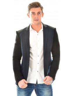 Veste de costume homme marine
