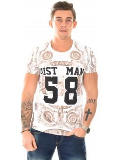 T-shirt Just-Man Baroque