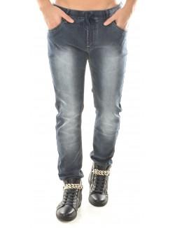 Jeans homme bleu brut