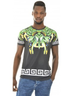 T-shirt Monsterpiece Snake