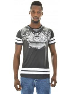 T-shirt Monsterpiece Bandana