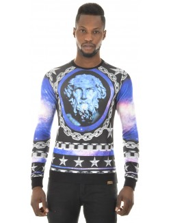 Sweat homme chaine universe