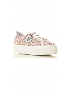 Baskets femme No Box Liberty Purple
