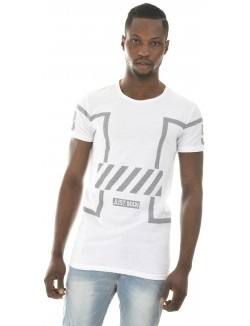 T-shirt Just-Man oversize