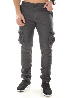 Pantalon chino à poches