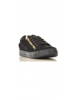 Baskets basses en daim Reservoir Shoes